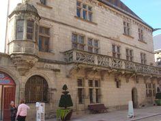 Maison du Cardinal Jouffroy- Luxeuil-les-Bains (Haute-Saône) — Wikipédia