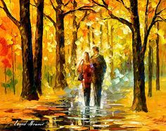 Check out this site. http://fineartamerica.com/profiles/leonid-afremov.html
