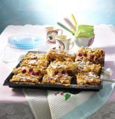 Cherry-Cornflakes-Cake / Kirsch-Cornflakes-Kuchen