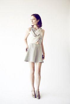 Pin Wheel Dress by Samantha Pleet