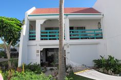 Charming 2 bedroom 2,5 bathroom Duplex located in Cupecoy St Maarten island. Totally private, fenced in with 24 hours security, tropical garden common pool. This duplex consists of 1 bedroom 1,5 bathroom laundry room, living room kitchen terrace on the first floor. On the second floor the second...