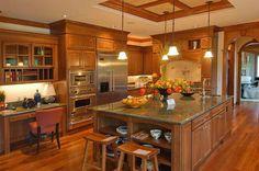 Construindo Minha Casa Clean: Ideias de Cozinhas Rústicas Modernas!
