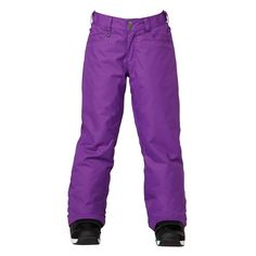 Roxy Nadia Girl Pant Womens Snow Pants i Girls Pants, Pants For Women, Surf Companies, Surf Brands, 10 Year Old Girl, Riding Pants, Winter Gear, Snow Pants, Roxy