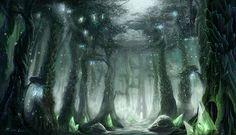 Terrokar Forest - World of Warcraft