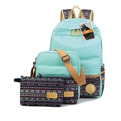 This is cute 3 pcs set #Back to school