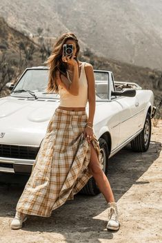 Mode Outfits, Fall Outfits, Summer Outfits, 70s Outfits, School Outfits, Teen Fashion, Fashion Outfits, Womens Fashion, Fashion Ideas