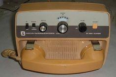Johnson Messenger CB Radio Telephone