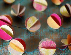 Buy or DIY? 10 Pretty Pieces of Paper Decor