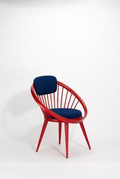 Entwurf unbekannt, Stuhl (Italien 1960er Jahre)