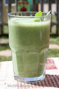 Stay healthy. Love, DermaSilk. Green Monster. Visit us at http://www.dermasilk.org/.