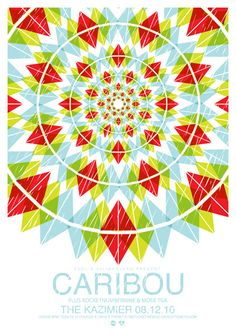 OMG Posters! » Caribou Posters by Horse Studio