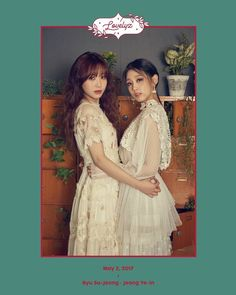 Lovelyz // Now, We // Sujeong-Yein