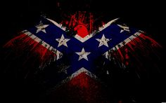Rebel Flag Wallpapers - http://wallpaperzoo.com/rebel-flag-wallpapers-44409.html  #RebelFlag