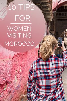 If you're a woman planning to visit Morocco, check out my top 10 tips as someone that has lived here for almost a decade! Visit Morocco, Morocco Travel, A Decade, How To Plan, Woman, City, Check, Top, Cities