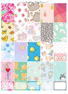 Counting Sheepy: Free Planner Printables - Fullboxes [1]