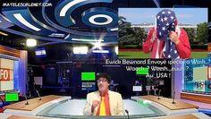 """En direct de Washington USA pour l'élection de Donald Trump. Envoyé spécial """" Ewick Bewnard """""""