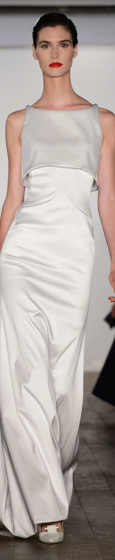 Zac Posen - Spring 2015 | The House of Beccaria#       jaglady