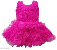 Frocks & Dresses Tinkle Comfy Girls Frocks & Dresses Fabric: Net Multipack: Single Sizes: 1-2 Years (Bust Size: 19 in, Length Size: 20 in)  9-12 Months (Bust Size: 16 in, Length Size: 17 in)  12-18 Months (Bust Size: 17 in, Length Size: 18 in)  18-24 Months (Bust Size: 18 in, Length Size: 19 in)  Country of Origin: India Sizes Available: 9-12 Months, 12-18 Months, 18-24 Months, 1-2 Years   Catalog Rating: ★3.9 (453)  Catalog Name: Flawsome Funky Girls Frocks & Dresses CatalogID_2802536 C62-SC1141 Code: 022-14151404-