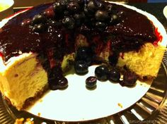 Melissa's Famous Cheesecake~ Grain-Free, Sugar-Free & Low-Carb