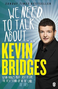 We Need to Talk About . . . by Kevin Bridges #books
