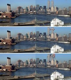 American Airlines Flight 11 (Visible In The Upper Right-Hand Corner Of The Photo) Approaches The North Tower Of The World Trade Center On September 2001 James Nachtwey, We Will Never Forget, Lest We Forget, Guernica, Pearl Harbor, 911 Twin Towers, World Trade Center Collapse, 11 September 2001, Creepy