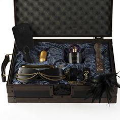 Box of Treats- A cauldron of erotic treats.