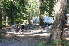 Halfway Flat Campground, Tourist information about Washington State Campgrounds  I've actually camped at this campground Halfway Flats, excellent place to camp!