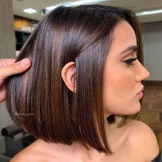 The Best Rich Brown Hair Color Ideas for Brunette Girls If you have the Short or. The Best Rich Brown Hair Color Ideas for Brunette Girls If you have the Short or Medium hair and you are looking the Charming Hair Color Ideas Girl Hair Colors, Brown Hair Colors, Short Hair Colors, Rich Hair Color, Hair Colors For Fall, Mahogany Brown Hair Color, Medium Brown Hair Color, Mahogany Hair, Bob Hair Color