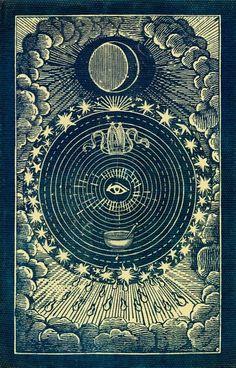 Moon Card #Alchemy