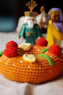 Doudou, maman, papa et moi: Couronne des rois Crochet, Straw Bag, Ravelry, Food, Patterns, Search, Crocheting, Amigurumi, Kings Crown