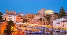 Alugar carro em Menorca #viagem #barcelona #espanha