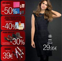 Oferta Vestido Antea por 29.95 / Black Friday 2014 ECI