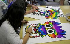 5th Grade Chinese Dragons | Flickr - Photo Sharing!