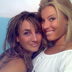 Two Hot Hackfaces: Sundra and Sandra