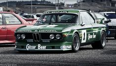 3.0CSL I love old bmw s
