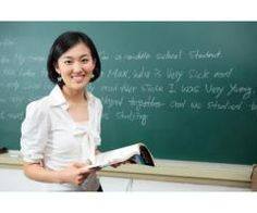 Hiring teachers with good communication skills with a good salary