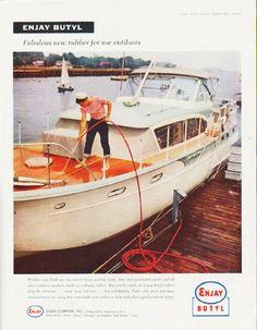 9 Best 1958 Glasspar Club Mariner Restoration Images Boat