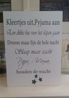 kleertjes tekst bord Baby Bedroom, Bedroom Kids, Think Happy Thoughts, Homemade Art, Baby Co, Quotes About Motherhood, Baby Quotes, Little Girl Rooms, Copics