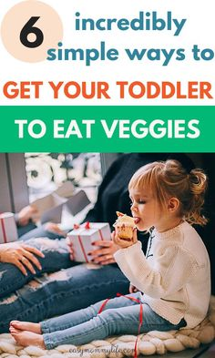 How To Get Toddlers To Eat Vegetables Without A Fuss. 6 ways to get your toddler to eat vegetables without a fuss. Get your picky eater to enjoy vegetables. Toddler Snacks, Toddler Preschool, Toddler Activities, Nutrition Activities, Kids Nutrition, Nutrition Guide, Gentle Parenting, Parenting Advice, Tartiflette Recipe