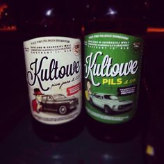 Kultowe tylko z nazwy, choć nawet akceptowalne. #piwo #kultowe #beer #weekend #oldcar
