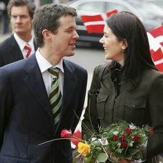 Crown Prince Frederik and Crown Princess Mary of Denmark's sweetest moments - HELLO! US