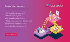 People Management is a key element.Comidor enables end-to-end Enterprise Project Management with complete Resource Capacity Planning capabilities. Capacity Planning, Access Control, Project Management, Software, Coding, Learning, Digital, Business, Studying
