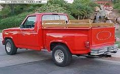 1980 Ford f150 Flareside - Google Search