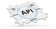 API chính là khớp nối giữa các thành phần của phần mềm