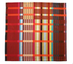 Wallace Sewell - ONE of ONE limited edition silk square scarf