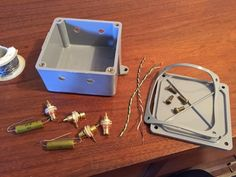 Summer Rain -- Part Nine -- Passive Line Level Crossover (PLXXO) to filter bass Diy Speakers, Speaker Wire, Built In Speakers, Electronics Components, Electronics Projects, Best Crossover, It Goes Like This, Line Level, Electrical Projects