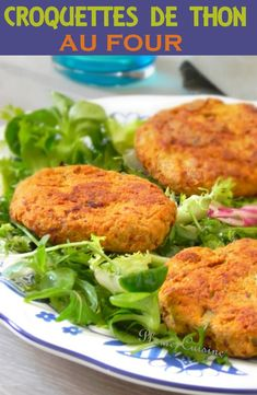 Croquettes de thon au four Here are some delicious tuna croquettes in the oven. Dinner Ideas Hamburger Meat, Hamburger Meat Recipes Ground, Healthy Hamburger, Meat Recipes For Dinner, Healthy Meat Recipes, Salmon Recipes, Fish Recipes, Soup Recipes, Quick Easy Meals