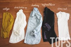 Great tips on layering and remixing your wardrobe. Closet must haves !