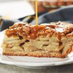 Pairing perfectly with warm summer evenings and backyard barbecues, this Caramel Apple Pie Recipe is a must-try. The crust is […] Apple Pie Recipes, Ww Recipes, Cake Recipes, Dessert Recipes, Kodiak Cake Muffins, Kodiak Cakes, Healthy Treats, Healthy Desserts, Just Desserts