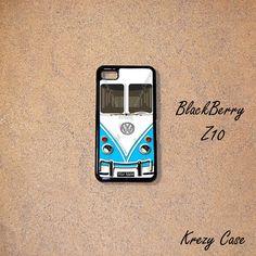 BlackBerry Z10 case Vw Camper Bus BlackBerry Z10 Case by KrezyCase, $14.95